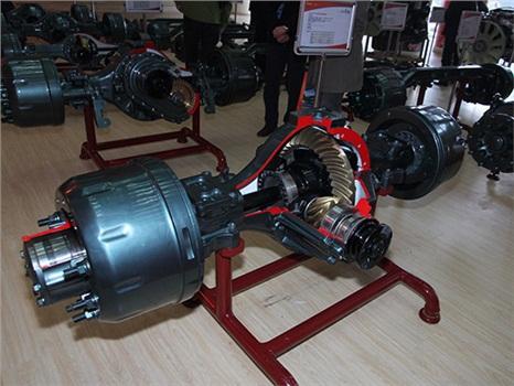中国重汽桥箱公司一次让德国厂方点赞的技术改造